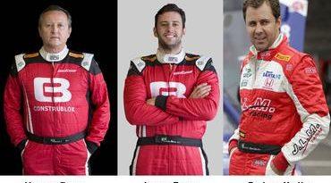 Sprint Race: Marcus e Lucas Peres terão Gustavo Martins na Corrida de Convidados em Interlagos
