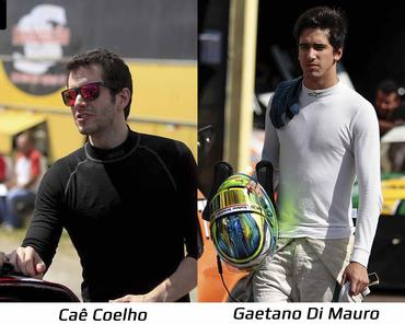 Sprint Race: Caê Coelho confirma Gaetano Di Mauro na Corrida de Convidados