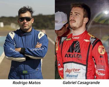 Sprint Race: Rodrigo Matos define Gabriel Casagrande para a Corrida de Convidados