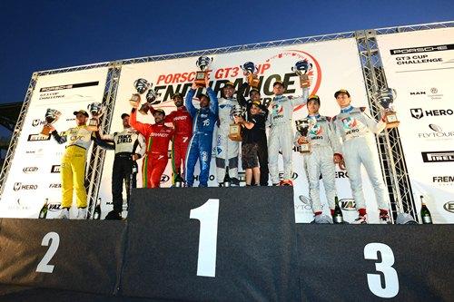 Porsche GT3 Cup Challenge: Blau Motorsport conquista dupla vitória nos 300 Km