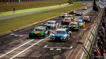 Sprint Race: Em Cascavel, as duas corridas da sétima etapa foram eletrizantes