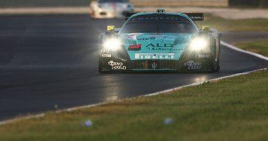 FIA GT: Michael Bartel/Andrea Bertolini são os campeões na GT1