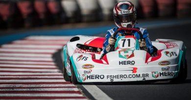 500 Milhas: Comandada por Barrichello, Hero larga em 2º. Pilotos destacam exaustão física na prova