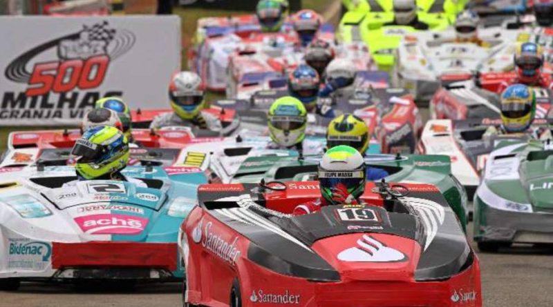 Kart: Após adeus à Fórmula 1, Massa já tem primeiro compromisso nas pistas