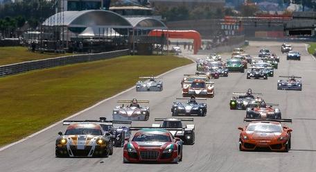 500km de Curitiba: Porsche de Ricardo Maurício e Marcel Visconde vence os 500km de Curitiba