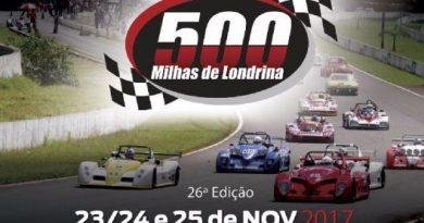 500 Milhas de Londrina: Menos de 60 dias para a 26ª edição das 500 Milhas de Londrina