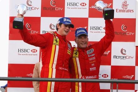 FIA GT3 European: Gilles Vannelet/ Henri Moser são os campeões de 2007