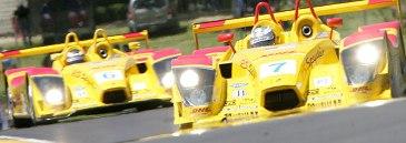 ALMS: Vitória da dupla Timo Bernhard/Romain Dumas em Mid-Ohio