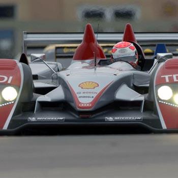 ALMS: Marco Werner marca a pole em Sebring