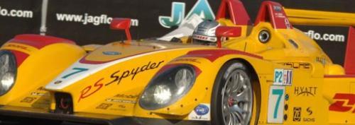 ALMS: Chuva cancela treino e Porsche sai na frente em Lakeville