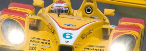 ALMS: Penske domina grid em Mid-Ohio