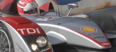 ALMS: Marco Werner marca a pole para a Petit Le Mans