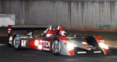 ALMS: Dupla Rinaldo Capello/ Allan McNish vence a Petit Le Mans