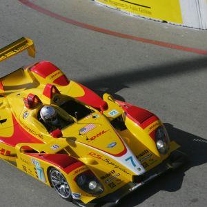 ALMS: Porsche domina a corrida em Long Beach