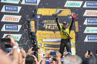 Copa Truck: Giaffone é o grande campeão da Copa Truck em 2017