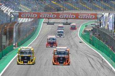 Copa Truck: VW-Man leva o tri de montadoras da Copa Truck