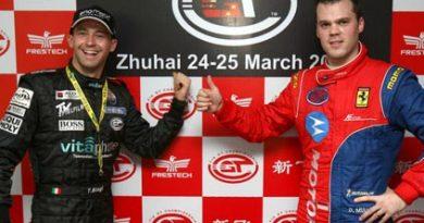 FIA GT: Pole de Bartels/Biagi na abertura da temporada