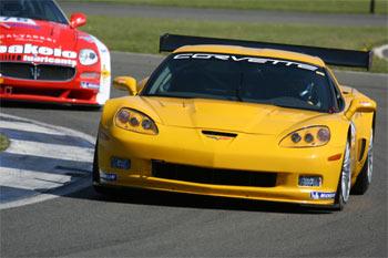 FIA GT: Boni estréia e conquista o melhor resultado do Corvette