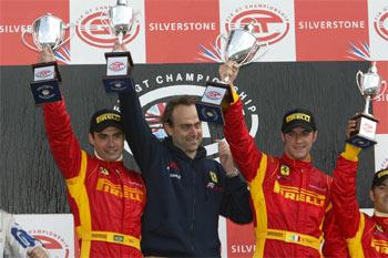 FIA GT: Jaime Melo vence etapa de abertura em Silverstone