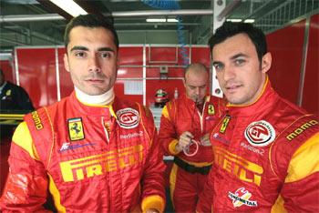 FIA GT: Jaime Melo fica em sexto na aberturados treinos em Brno