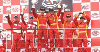 FIA GT: Dupla Jamie Davis/Thomas Biaggi, vence em Dijon