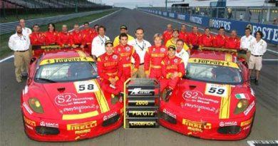 FIA GT: Melo sai em segundo na prova que lhe pode garantir o título do Mundial FIA GT, na classe GT2