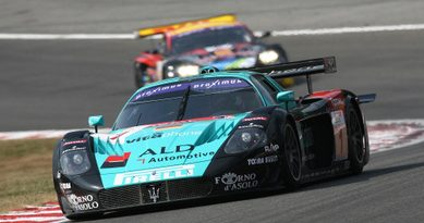 FIA GT: Trio da Maserati vence as 24 Horas de Spa
