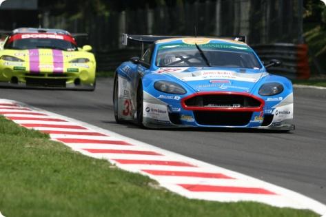FIA GT: Vitória de Wendlinger/ Sharp em Monza