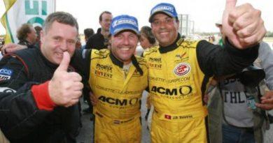 FIA GT: Dupla Mike Hazemans/ Jean- Denis Deletraz vence em Nogaro