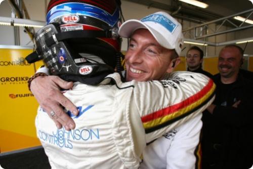 FIA GT: Pole de Kumpen/Longin em Oschersleben