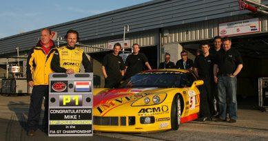 FIA GT: Dupla Jean-Denis Deletraz/Mike Hezemans sai na pole em Silvestone