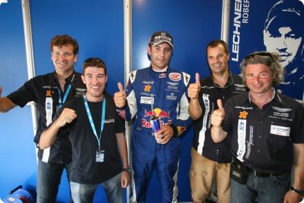 FIA GT: Dupla Karl Wendingler/Ryan Sharp larga na pole em Monza