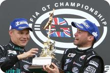 FIA GT: Vitória da dupla Thomas Biagi/ Mika Salo em Silverstone
