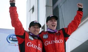 Grand-Am: Dupla Fogarty/ Gurney vence os 400 km do México