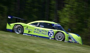 Grand-Am: Colin Braun/ Max Papis marcam a pole-position na Virginia