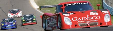Grand-Am: Dupla Alex Gurney/ Jon Fogarty sai na frente em Watkins Glen