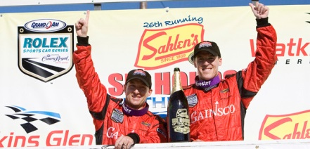 Grand-Am: Gurney/Fogarty vencem em Watkins Glen