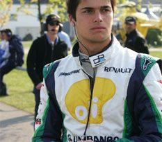 F1: Nelsinho Piquet confirma conversas para 2007