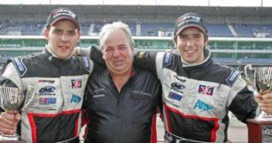 British GT: Dupla Bradley Ellis/ Alex Mortimer é a Campeã de 2008