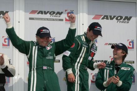 British GT: Aston Martin faz história em Snetterton