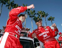 Grand-Am: Luís Diaz/Scott Pruett vencem em Long Beach