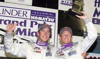 Grand-Am: Vitória de Rockenfeller/Long. Christian Fittipaldi é o 2º
