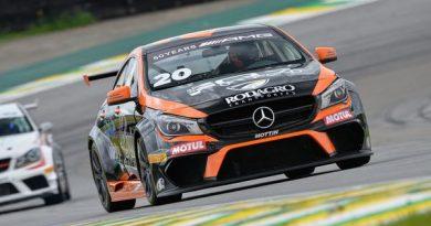 Mercedes-Benz Challenge: Sandoval conquista, em Interlagos, sua primeira pole position