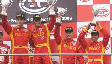 FIA GT: Punição técnica a adversários confirma título de Jaime Melo no Mundial FIA GT, na classe GT2