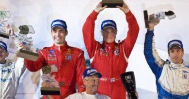 ALMS: Jaime Melo é Campeão na classe GT2
