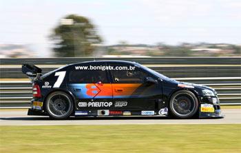 FIA GT: Paulo Bonifácio disputará sua primeira corrida no exterior
