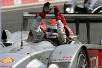 24 Horas de Le Mans: Com tranquilidade Audi movido a diesel vence
