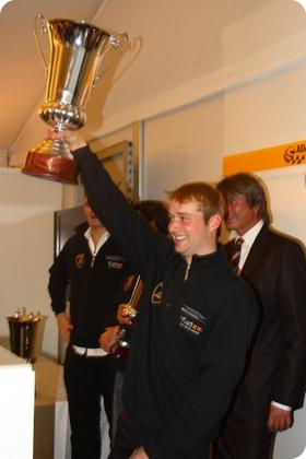 ADAC GT Masters: Christopher Haase é o Campeão de 2007