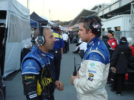 ALMS: Tony Kanaan classifica o Acura da AGR na 5a colocação