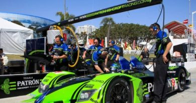 ALMS: David Brabham marca a pole-position em Long Beach